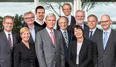 Werner Otto Stiftung Kuratorium
